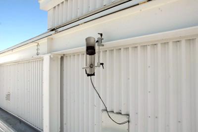 CAMS video camera