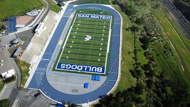 Athletics At College Of San Mateo