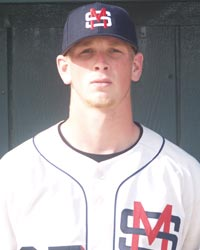 Clay Bauer, #27, Right-Hand Pitcher