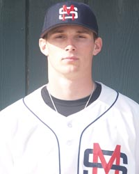 Brandon Paolinetti, #29, Right-Hand Pitcher