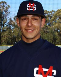 Natalio Navarro, #34, Right-Hand Pitcher