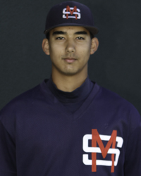 Keone Cabinian, #28, Pitcher