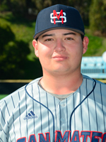 Tommy Wantanabe, #55, Infield / Right-hand Pitcher