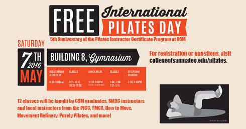 Free International Pilates Day