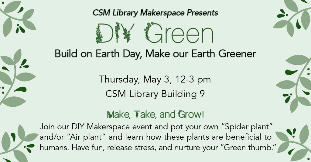Library Makerspace Event
