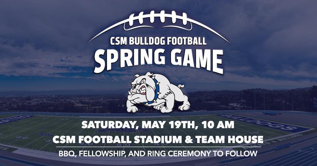 CSM Football Spring Game