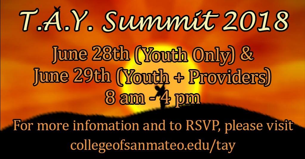 TAY Summit 2018