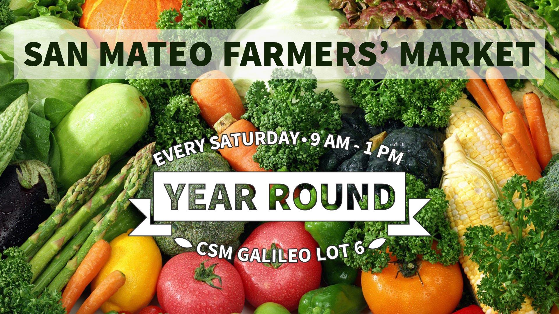 San Mateo Farmers' Market