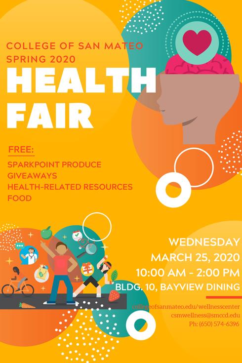 2020 Spring Health Fair