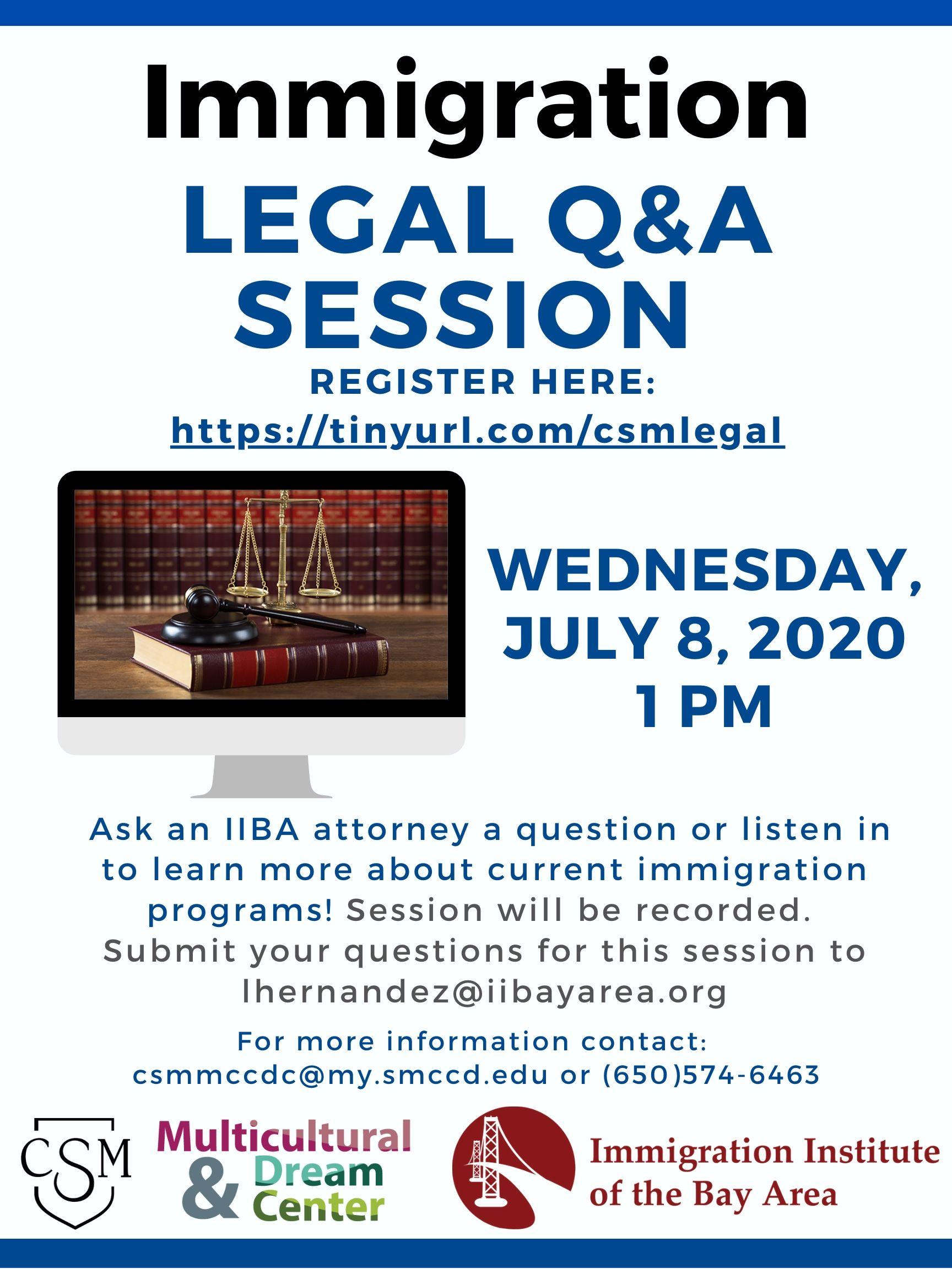 Legal Q&A Session