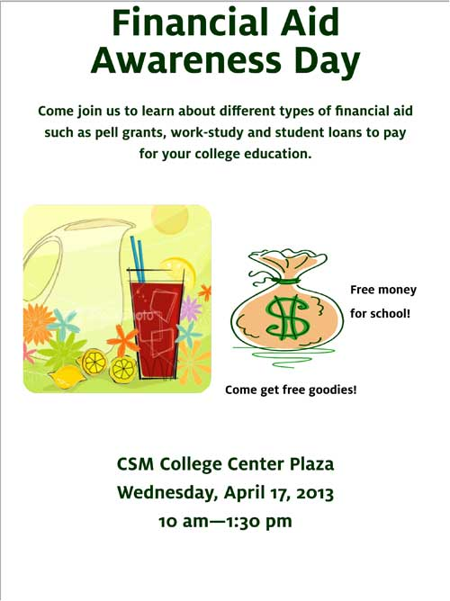 Financial Aid Awareness Day