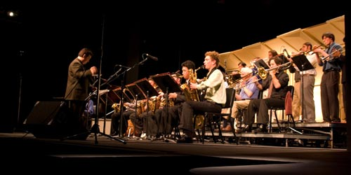 CSM Jazz Ensembles
