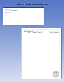 Generic Envelopes and Letterhead
