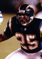 Paul Bradford, San Diego Chargers