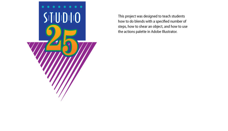 Studio 25 Graphic