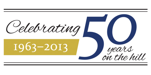 CSM - Celebrating 50 years on the hill
