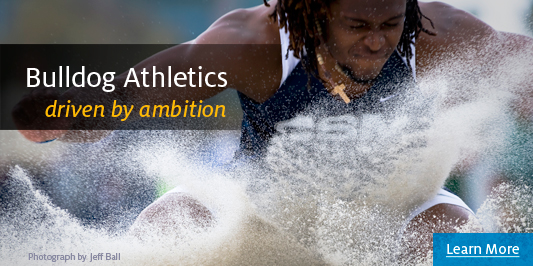Bulldog Athletics - driven by ambition