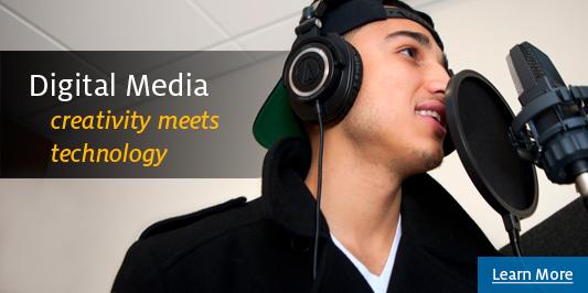 Digital Media - creativity meets technology