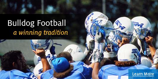 Bulldog Football - a winning tradition