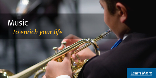Music - enrich your life