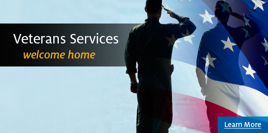 Veterans Services - welcome home