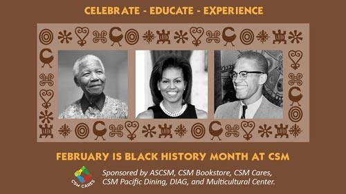 Black History Month at CSM