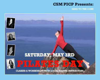 Pilates Day!