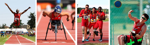 2014 U.S. Paralympics: Track & Field National Championships