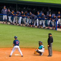 CSM Baseball vs. West Valley College