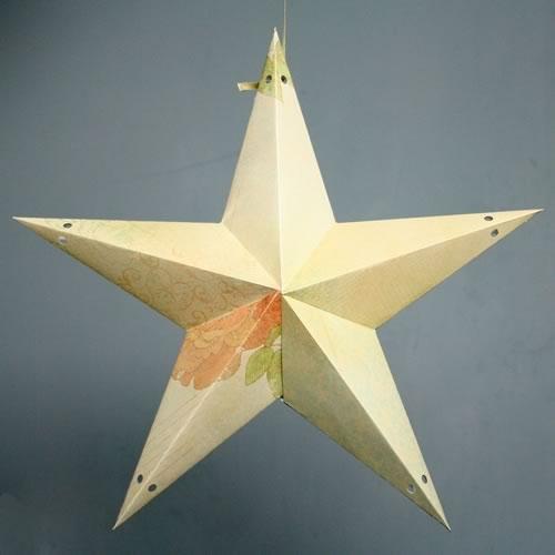 Paper Star Lantern