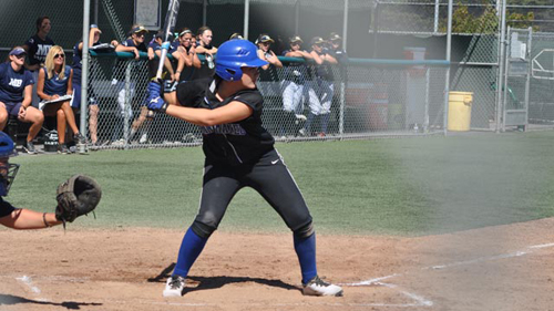 CSM Softball vs. Foothill College