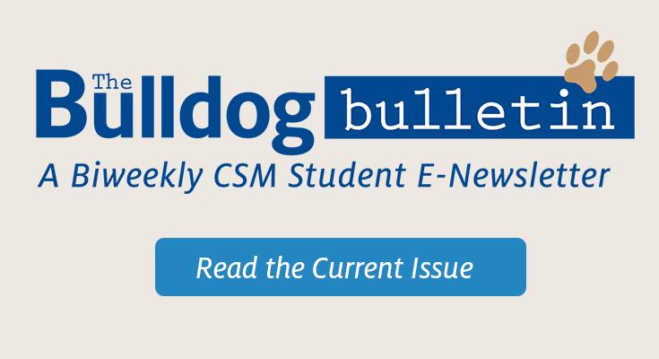 Bulldog Bulletin Student E-Newsletter