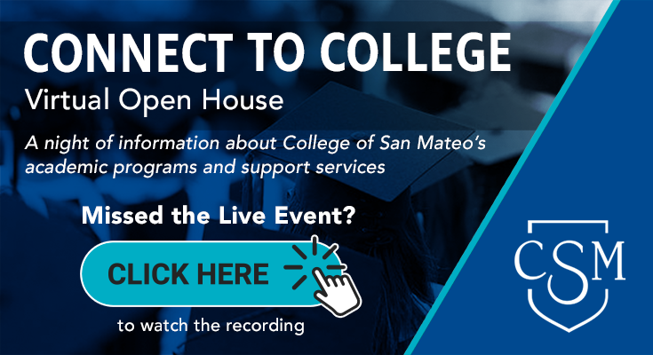 Connect to College Virtual Open House Recording