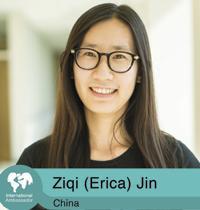 Erica Jin