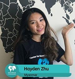 Hayden Zhu