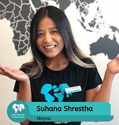 Suhana Shrestha
