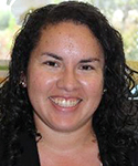 Anna Camacho, Program Services Coordinator
