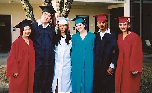 2 Year Graduates - 2002