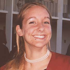 Graduation 2004 Student