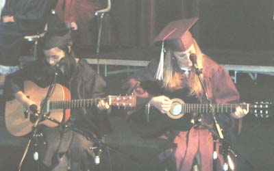 Graduation 2004 Music Performance
