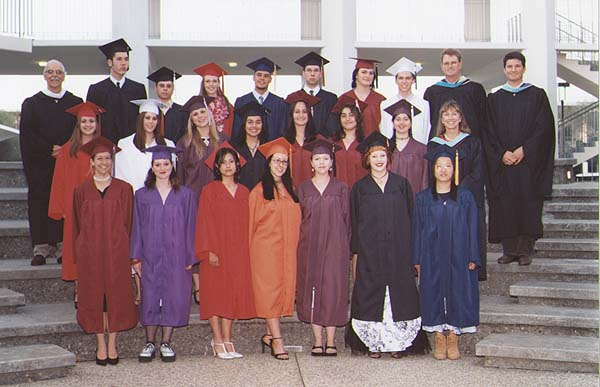 Graduation 2004 Students
