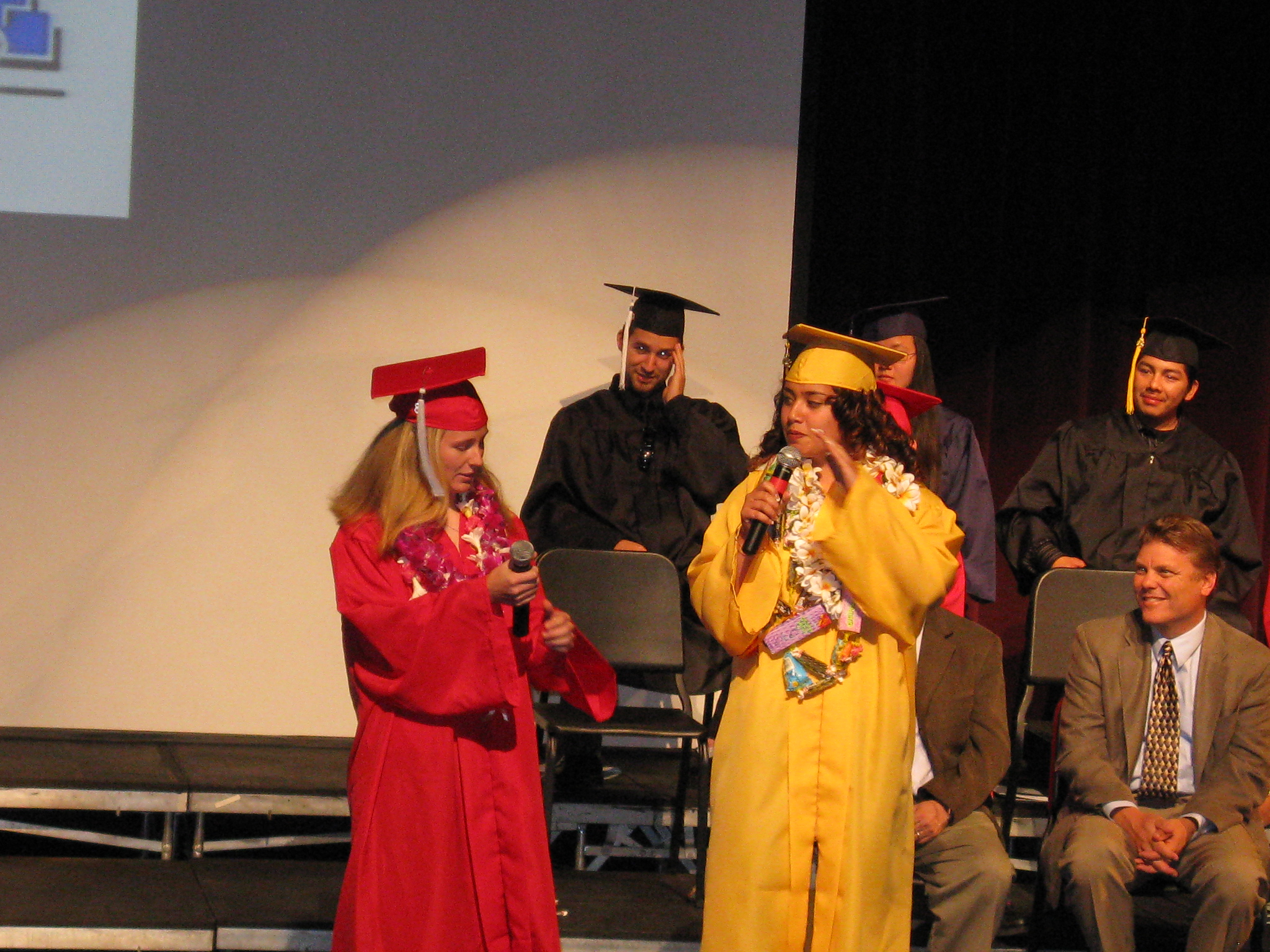 Graduation 2008 Ceremony