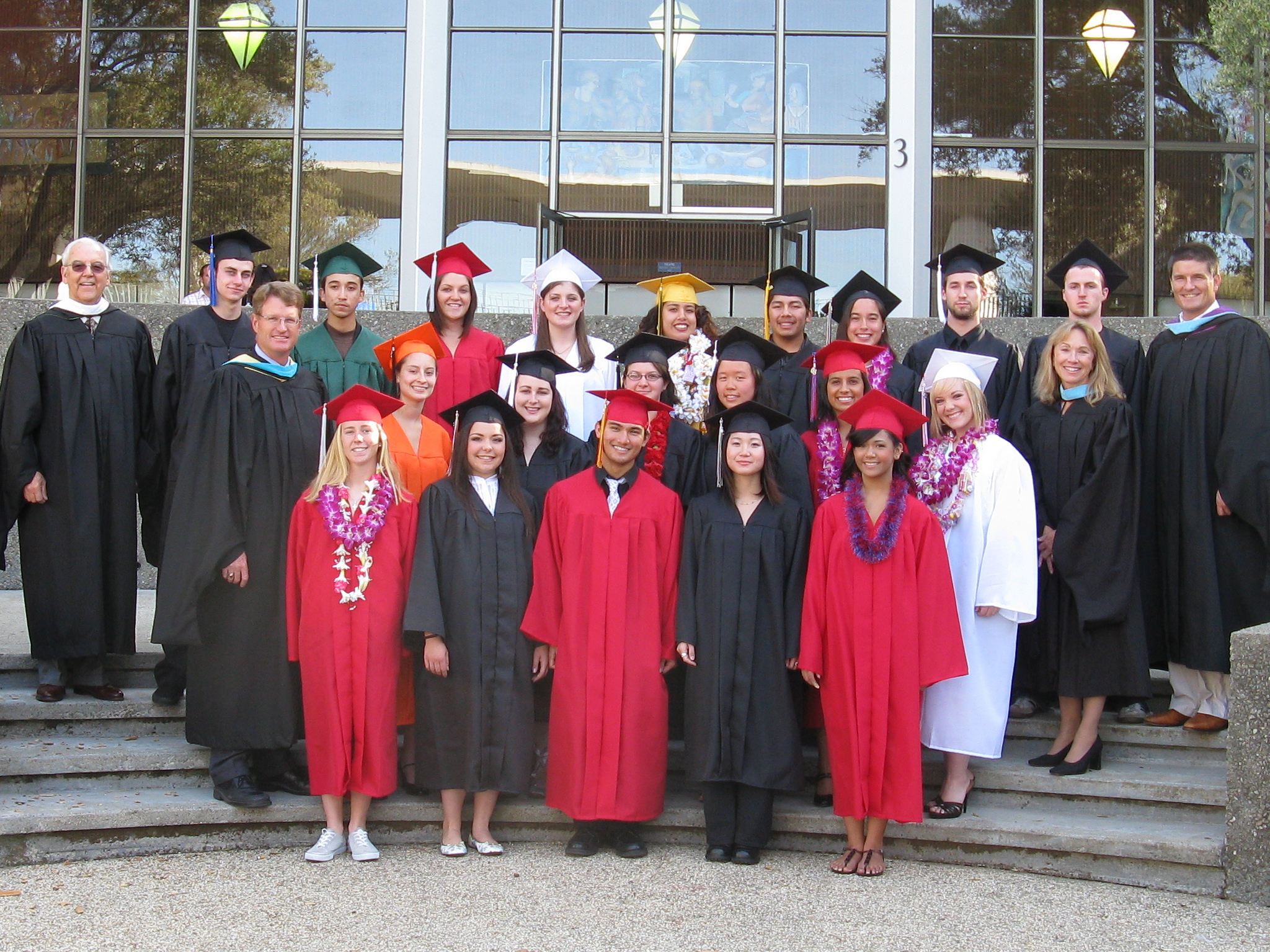 Graduation 2008 Students