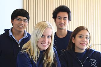 CSM Student Ambassadors