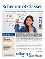 CSM Schedule of Classes - Fall 2019