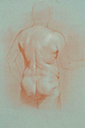 Annie Goldman, Life Drawing