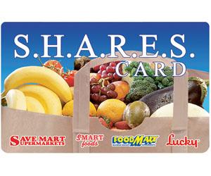 S.H.A.R.E.S Card