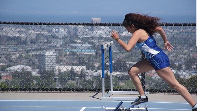 Track & Field at College of San Mateo