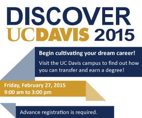 Discover UC Davis 2015